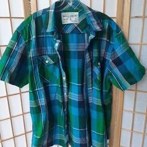 Nautica Shirts - Nautica Jeans Co NJ-99 Men's Shirt L